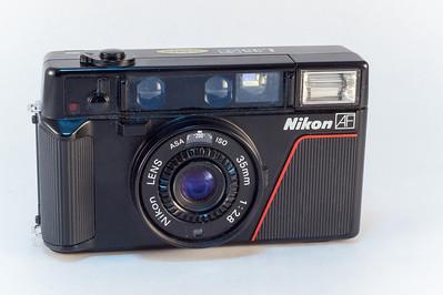 Nikon L35 AF, 1983
