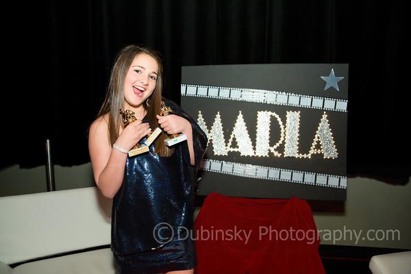 Marla Aronson Bat Mitzvah Party