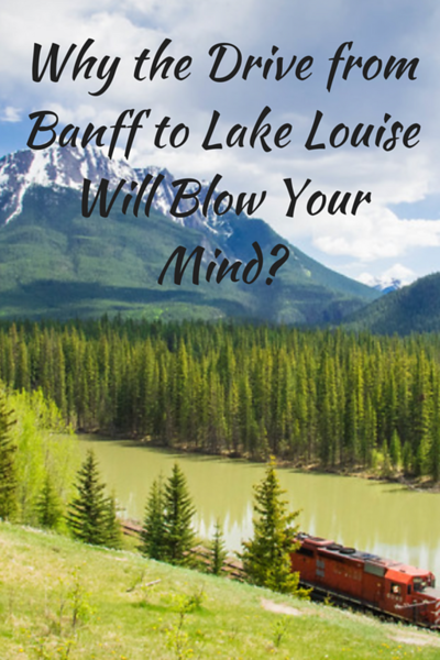 Banff to Lake Louise