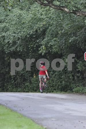 Oak Brook Half Marathon  - Course Photos