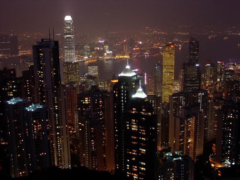 Night View from Victoria's Peak, Hong Kong.jpg