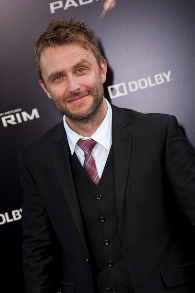 HOLLYWOOD, CA - JULY 09: Actor/TV personality Chris Hardwick arrives at the premiere of Warner Bros. Pictures' and Legendary Pictures' 'Pacific Rim' at Dolby Theatre on Tuesday, July 9, 2013 in Hollywood, California. (Photo by Tom Sorensen/Moovieboy Pictures)