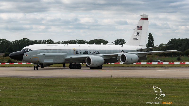 US Air Force / Boeing RC-135V Rivet Joint / 64-14846