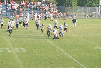 7th/8th grade Sertoma football:  North vs East