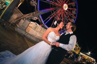 Christina and Jake Wedding