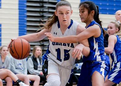 Geneva girls basketball