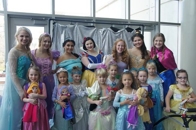 1st annual Accents Princess Academy