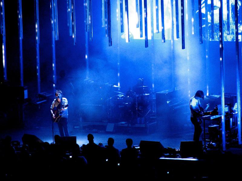 Radiohead Hollywood Bowl 08-24-08 154