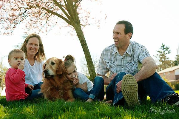 Finlayson Family Portraits Victoria
