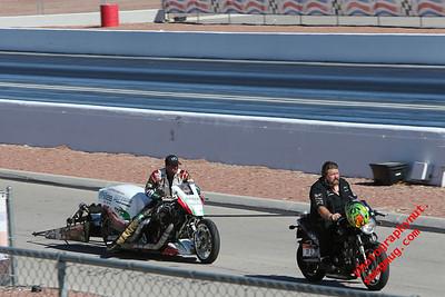 NHRA Vegas Div 7 Nitro Harleys 11 3 2012