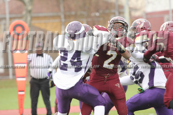 2012 PSAL Bowl-Grady Vs South Shore
