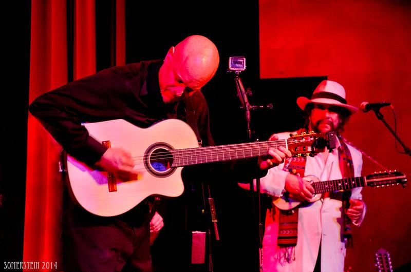 Freddy Clarke & Wobbly World at YOSHI's - San Francisco