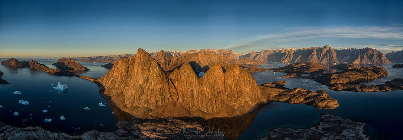 Bear Islands Morning