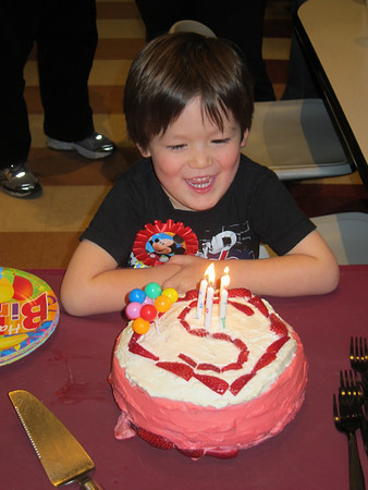 Skylar's 4th birthday