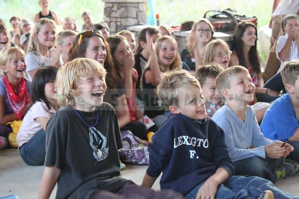 2015 Summer Resident Camp