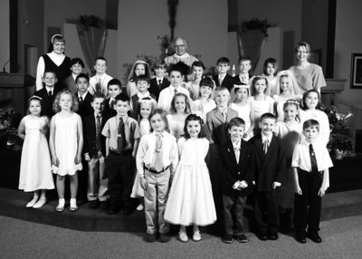 First Communion 2009