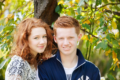Polly & Tom