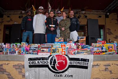 Orlando Cars and Café 12.18.10 - Toys for Tots