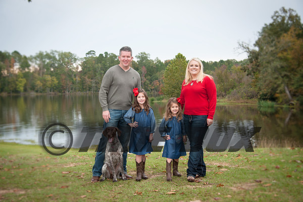 Lee Family 2013