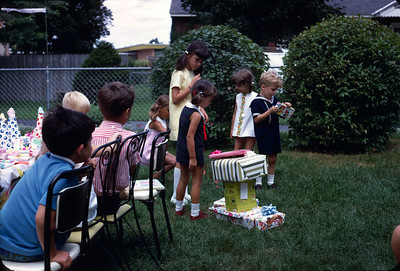 Philip's Birthday August 1970
