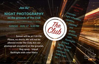 The Club 8/27/17