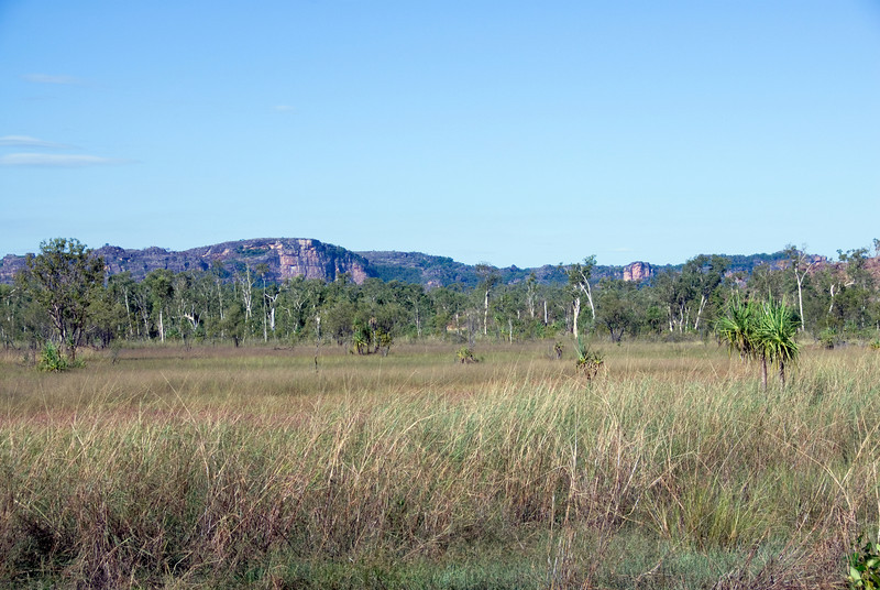 Savanna and Ridge, Kakadu National Park - Northern Territory, Australia