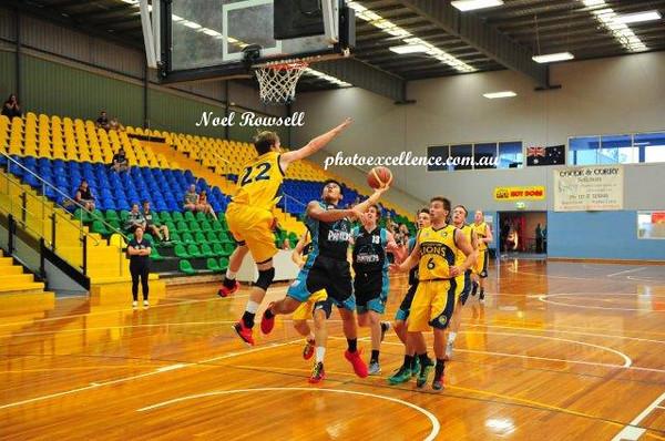 Penrith Panthers vs Sydney Uni Lions (Div 2)
