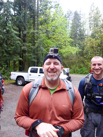 2015-04-29 - Talus Loop Trail