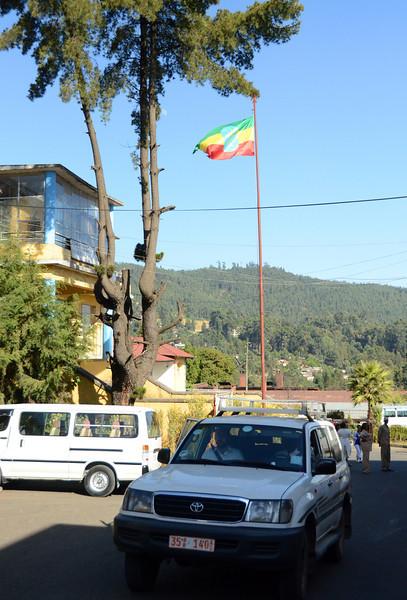 ORBIS Hospital visit - Addis Ababa