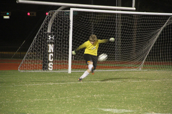 2013-14 Soccer - Leah Behling