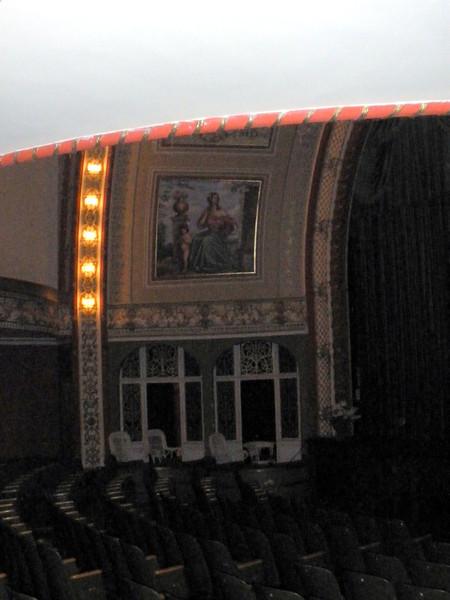 Inside Calumet Theatre