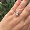 2.39ct Antique Asscher/Square Emerald Cut Diamond, GIA D/IF 27