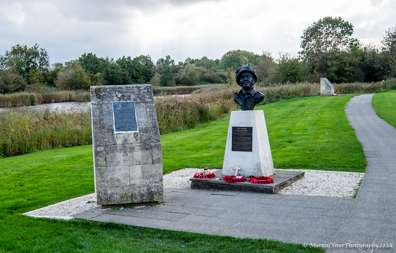 Pegasus Bridge, Normandy