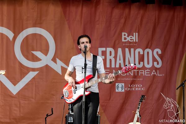 Paul Cournoyer @ Francofolies 2019