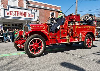 WHBFD St. Patrick's Day 2013