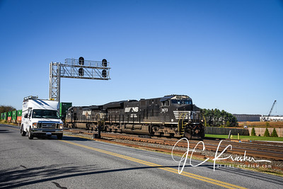 Norfolk Southern - Reading Line - 10/21/2019