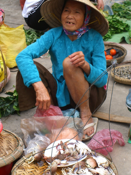 A Smile and a Hat - Danang, Vietnam