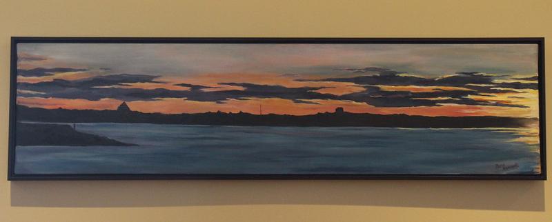 Sunset Britannia Ottawa