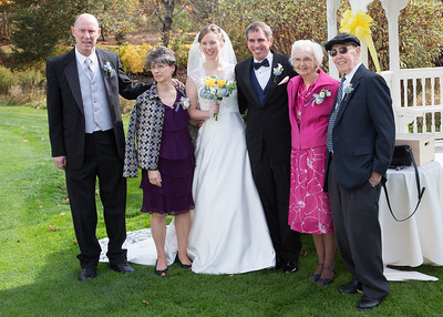 Beth & Bill Wedding - October 13, 2013