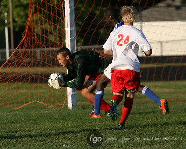 Washburn v Patrick Henry Boys Soccer 9-8-11