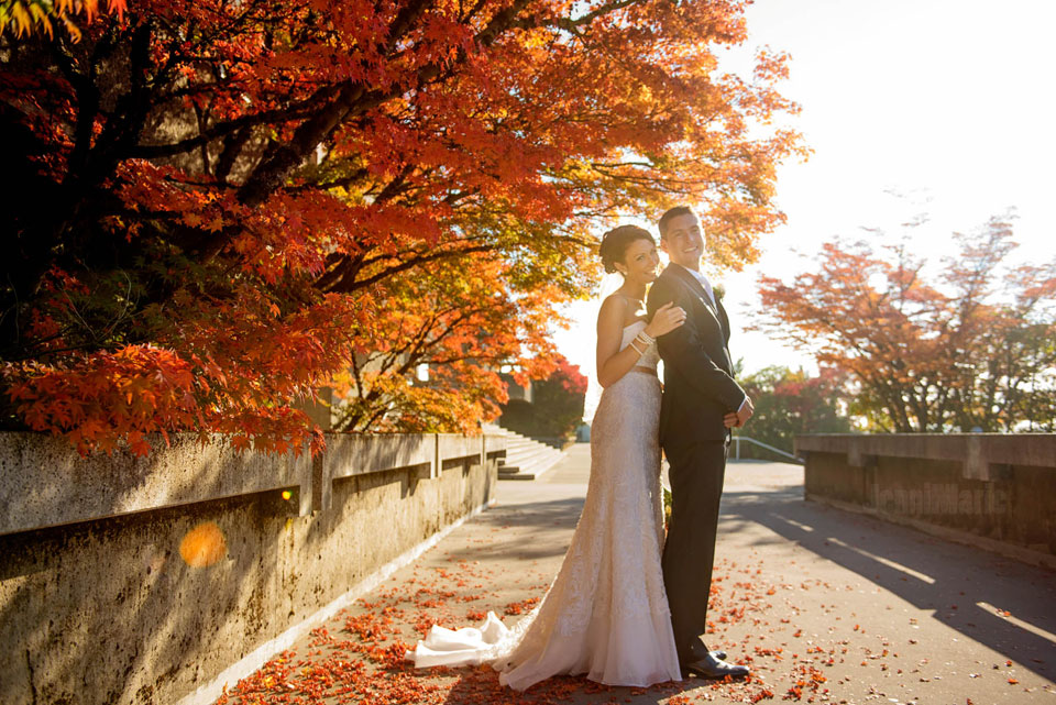 Reasons to Have a Fall Wedding