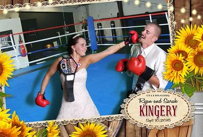 Ryan and Sarah Kingery Wedding