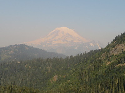 E. Loop of Mt. Rainier