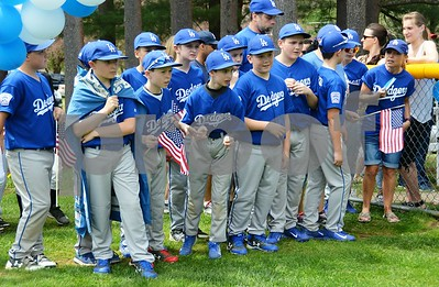 Stafford LL Opening Ceremonies 042917