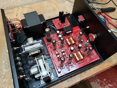 EL84 CCore Integrated Amplifier