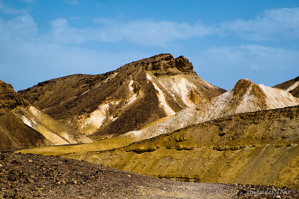 DESERT HIKES - the Negev and Arava - from 2011