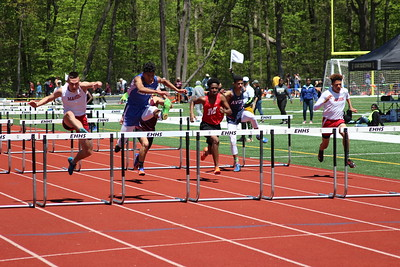 Boys 110m Hurdles Finals