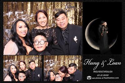 Hung & Loan Wedding - January 11, 2020