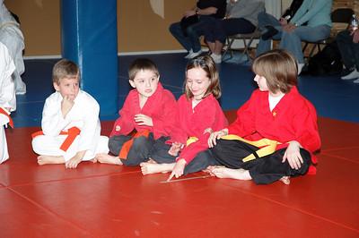 03-19-05 Taekwondo Tournament