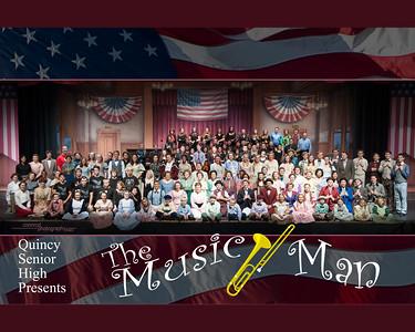 QHS Musical 2014 - The Music Man